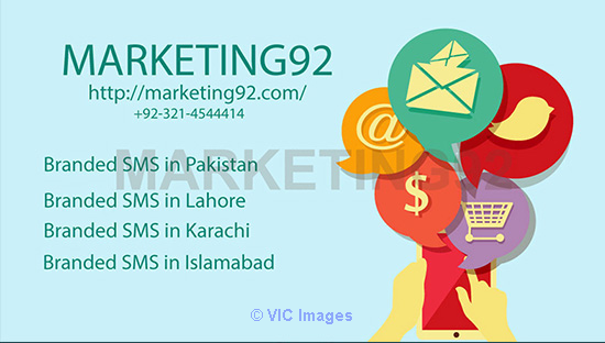 Marketing92 Leading Services for Branded SMS in Pakistan Cleveland, OH, US Classifieds