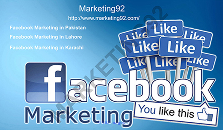 Marketing92: Top Services of Facebook Marketing in Pakistan Cleveland, OH, US Classifieds